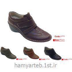 کفش طبی چرمی زنانه مدل 4266 تن یار :: Tanyar