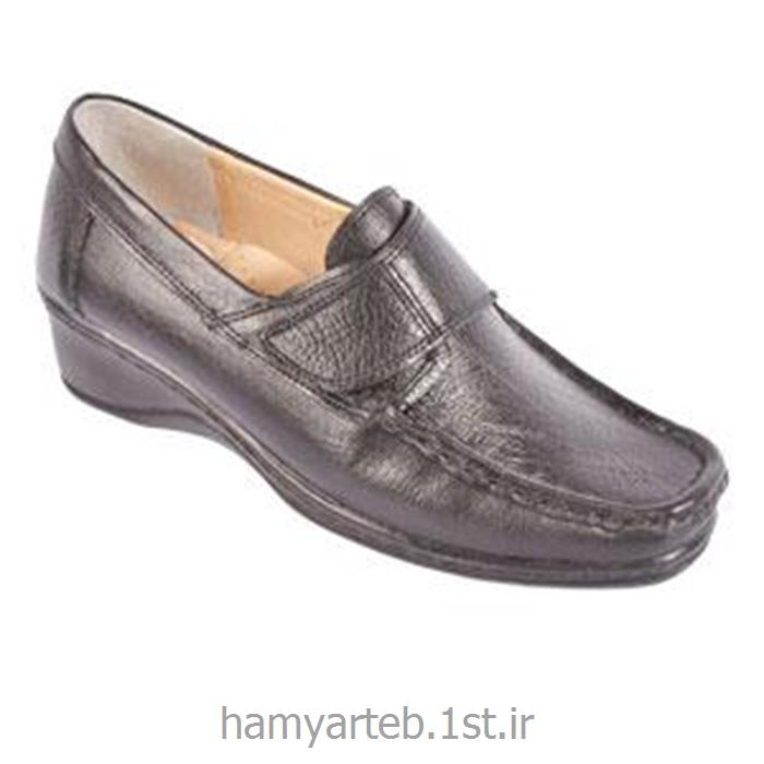 کفش طبی زنانه چرم کد 4149 تن یار :: Tanyar