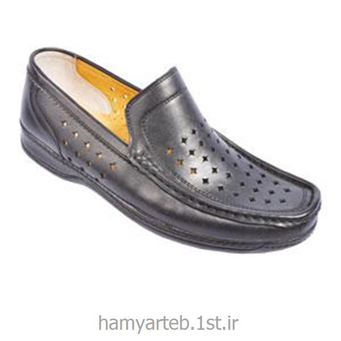 کفش طبی مردانه تمام چرم کد 5139 تن یار :: Tanyar