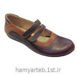 کفش طبی چرمی زنانه مدل 4286 تن یار :: Tanyar