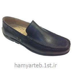 عکس سایر کفش هاکفش طبی مردانه چرم مدل 5219 تن یار :: Tanyar