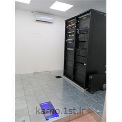 طراحی اجرا نصب و فروش کف کاذب اتاق سرور کارنو