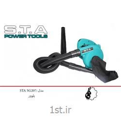 عکس دمنده و سشوار صنعتیدستگاه بلوور STA مدل SG207