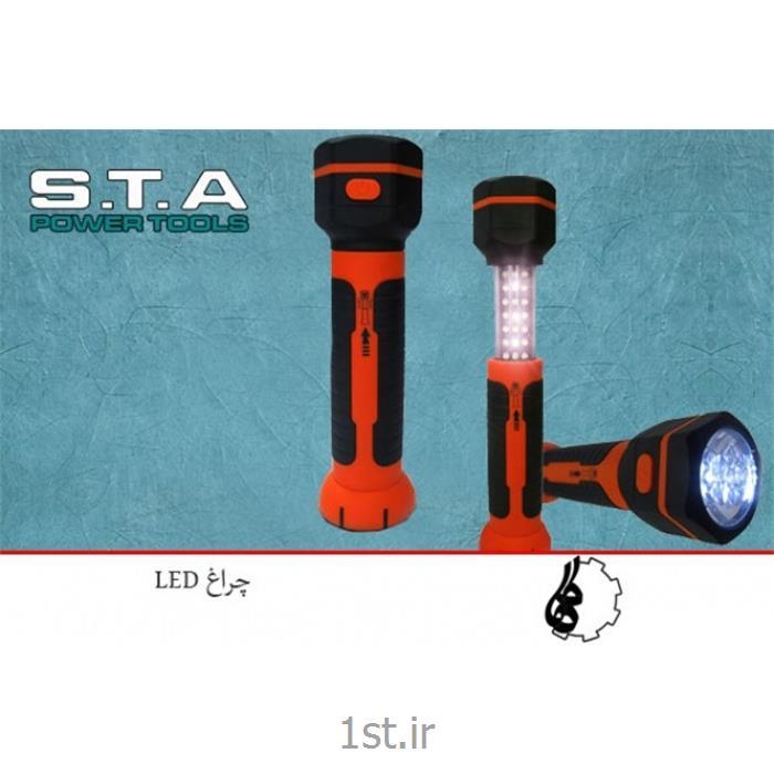 عکس  چراغ مطالعه جیبی قابل حمل ال ای دی ( LED )چراغ LED و چراغ قوه دو حالته STA