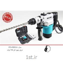 عکس دریل (مته برقی)دریل بتون کن STA مدل RH311