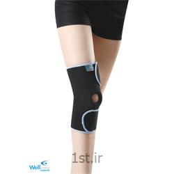 زانوبند کشکک باز قابل تنظیم طبی 52009 (WRAP-AROUND KNEE SLEEVE )