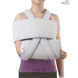 عکس تجهیزات فیزیوتراپی و توان بخشیاسلینگ ثابت کننده طبی شانه و بازو 21005 UNIVERSAL SWATHE SLING