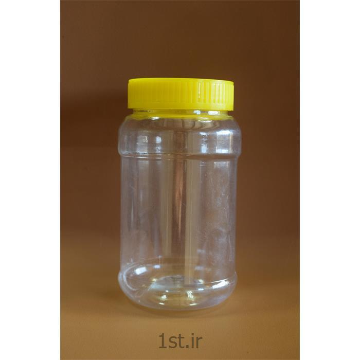 عکس سایر محصولات پلاستیکیبطری جار شفاف با درب 750 سی سی