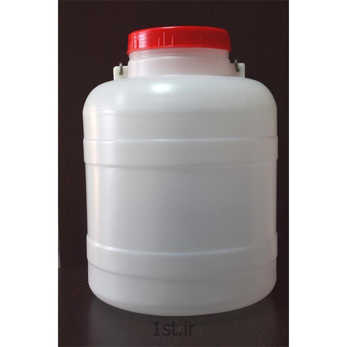 عکس سایر محصولات پلاستیکیدبه 20 لیتری گرد پلی اتیلن
