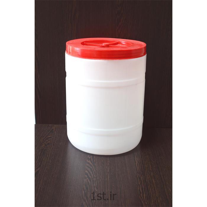 عکس سایر محصولات پلاستیکیدبه 10 لیتری پلی اتیلن
