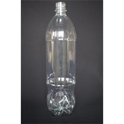 بطری پت شفاف 1/5 لیتری