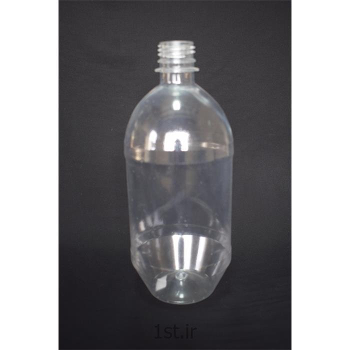 عکس سایر محصولات پلاستیکیبطری پت شفاف 1 لیتری