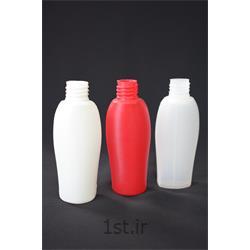 ظرف پلی اتیلن قرمز و سفید 40 سی سی