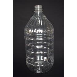 بطری پت شفاف دو لیتری