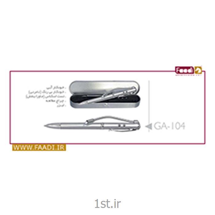 عکس سایر خودکارهاخودکار پلاستیکی تبلیغاتی کد GA 104