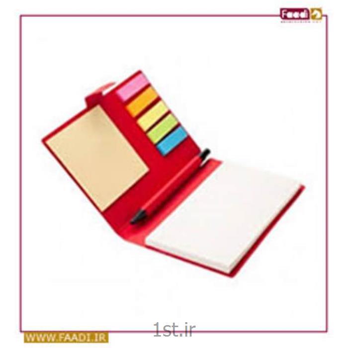 دفترچه یادداشت تبلیغاتی به همراه قلم کد D15