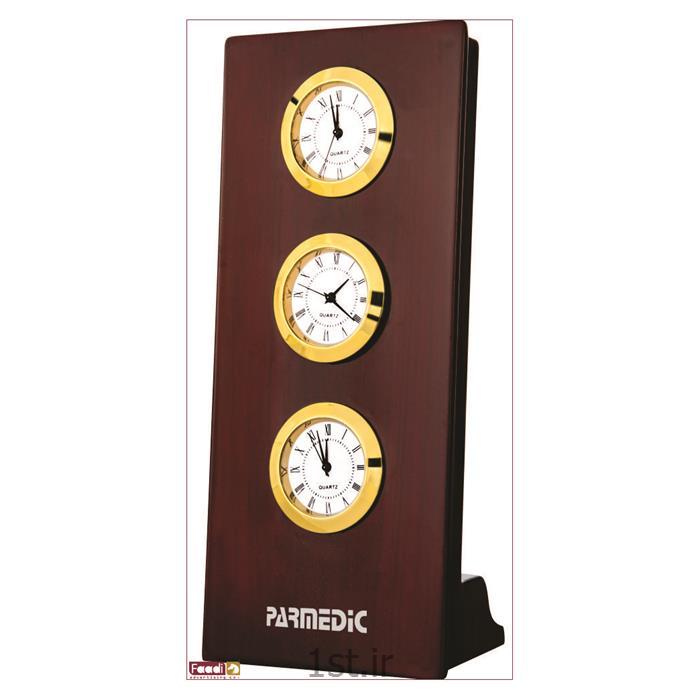 عکس ساعت رو میزیساعت رومیزی تبلیغاتی کد 5506