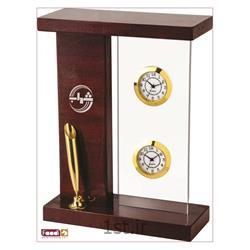 عکس ساعت رو میزیساعت رومیزی تبلیغاتی کد 5515