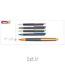 خودکار پلاستیکی تبلیغاتی کد pp280