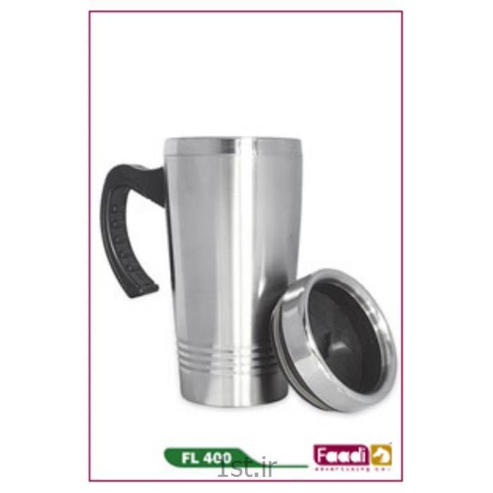 لیوان فلزی تبلیغاتی ارزان کد L6