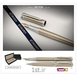 عکس سایر خودکارهاخودکار فلزی یوروپن تبلیغاتی کد victor