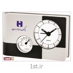 عکس ساعت رو میزیساعت رومیزی تبلیغاتی کد 5552