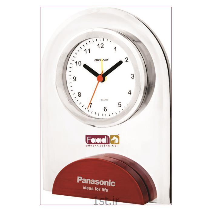 عکس ساعت رو میزیساعت رومیزی تبلیغاتی کد 5502