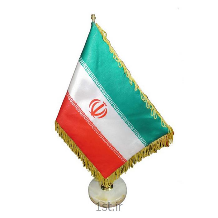 عکس پرچم، بنر و لوازم جانبیپرچم رومیزی ایران تبلیغاتی