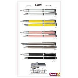 عکس سایر خودکارهاخودکار فلزی یوروپن تبلیغاتی کد farm