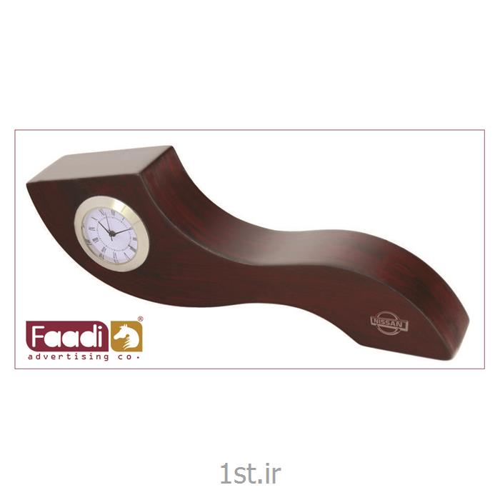 ساعت رومیزی تبلیغاتی کد 5604