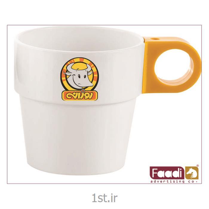 لیوان پلاستیکی تبلیغاتی کد 126C_1