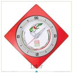 عکس ساعت دیواریچاپ لوگو روی ساعت دیواری تبلیغاتی کد 5150-5123