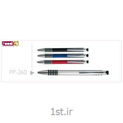 خودکار پلاستیکی تبلیغاتی کد pp260