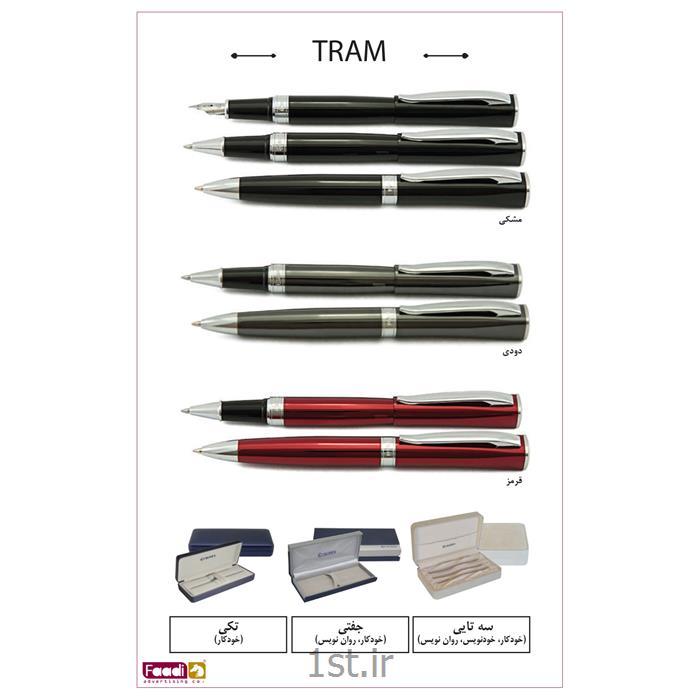 عکس سایر خودکارهاخودکار فلزی یوروپن تبلیغاتی کد tram