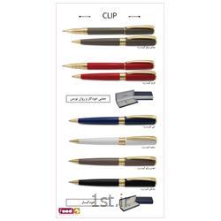 عکس سایر خودکارهاخودکار فلزی یوروپن تبلیغاتی کد clip