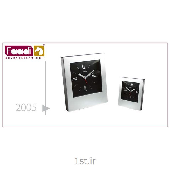 عکس ساعت رو میزیساعت رومیزی تبلیغاتی کد 2005