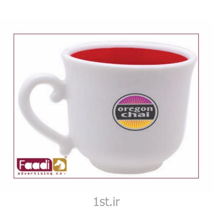عکس لیوانچاپ لوگو روی لیوان پلاستیکی تبلیغاتی کد 128