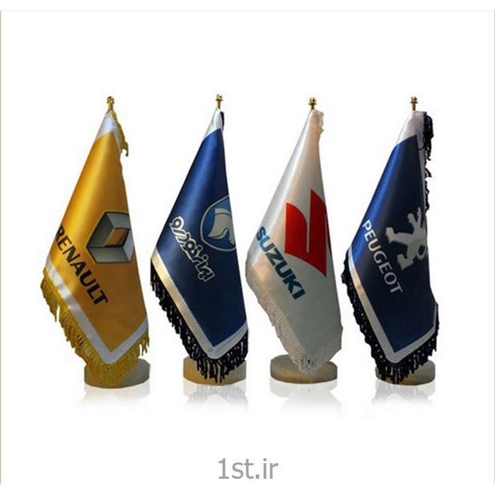 عکس پرچم، بنر و لوازم جانبیپرچم رومیزی اختصاصی