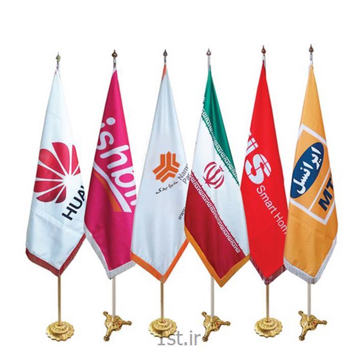 عکس پرچم، بنر و لوازم جانبیپرچم تشریفاتی تبلیغاتی