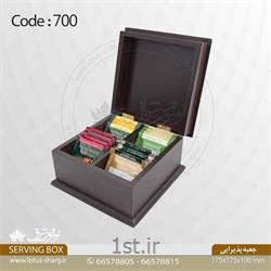 عکس جعبه نگهداری و صندوقجعبه پذیرایی تبلیغاتی ارزان کد a712