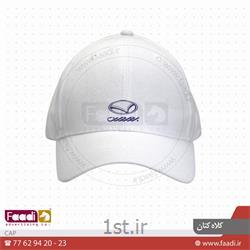گلدوزی روی کلاه کتان تبلیغاتی کد 365