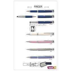 خودکار فلزی یوروپن تبلیغاتی کد finger