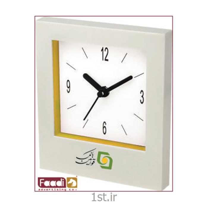 ساعت رومیزی تبلیغاتی کد 5551c-2