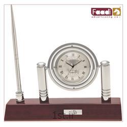 عکس ساعت رو میزیساعت رومیزی تبلیغاتی کد 5564