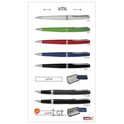 عکس سایر خودکارهاخودکار فلزی یوروپن تبلیغاتی کد vita