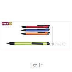 خودکار پلاستیکی تبلیغاتی کد PP340