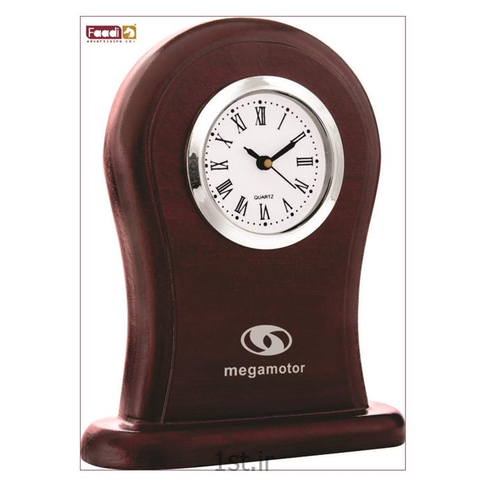 عکس ساعت رو میزیساعت رومیزی تبلیغاتی کد 5507