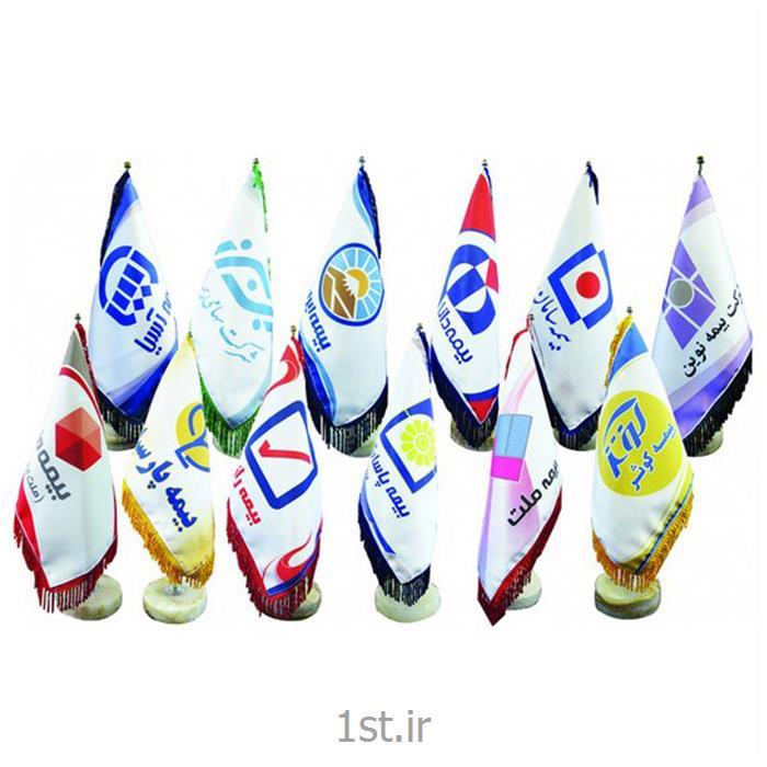 عکس پرچم، بنر و لوازم جانبیپرچم رومیزی تبلیغاتی کد AC12