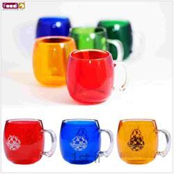 لیوان پلاستیکی رنگی تبلیغاتی کد 101