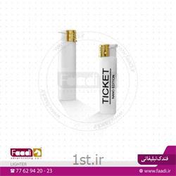عکس فندکفندک پلاستیکی تبلیغاتی کد 125